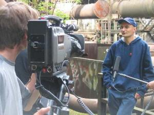 interview ORF Television Austria